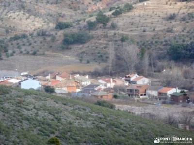 Monasterio Bonaval,Cañón del Jarama; cañon rio ebro cabeza lijar miradores del sil sierra del sue